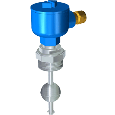 atex magnetic level switch variable length