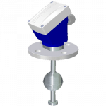magnetic level switch standard size pvc flange variable length